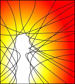 Energetischer Austausch - Licht und Information