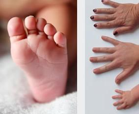 Manuelle Therapie an Hand und Fuss