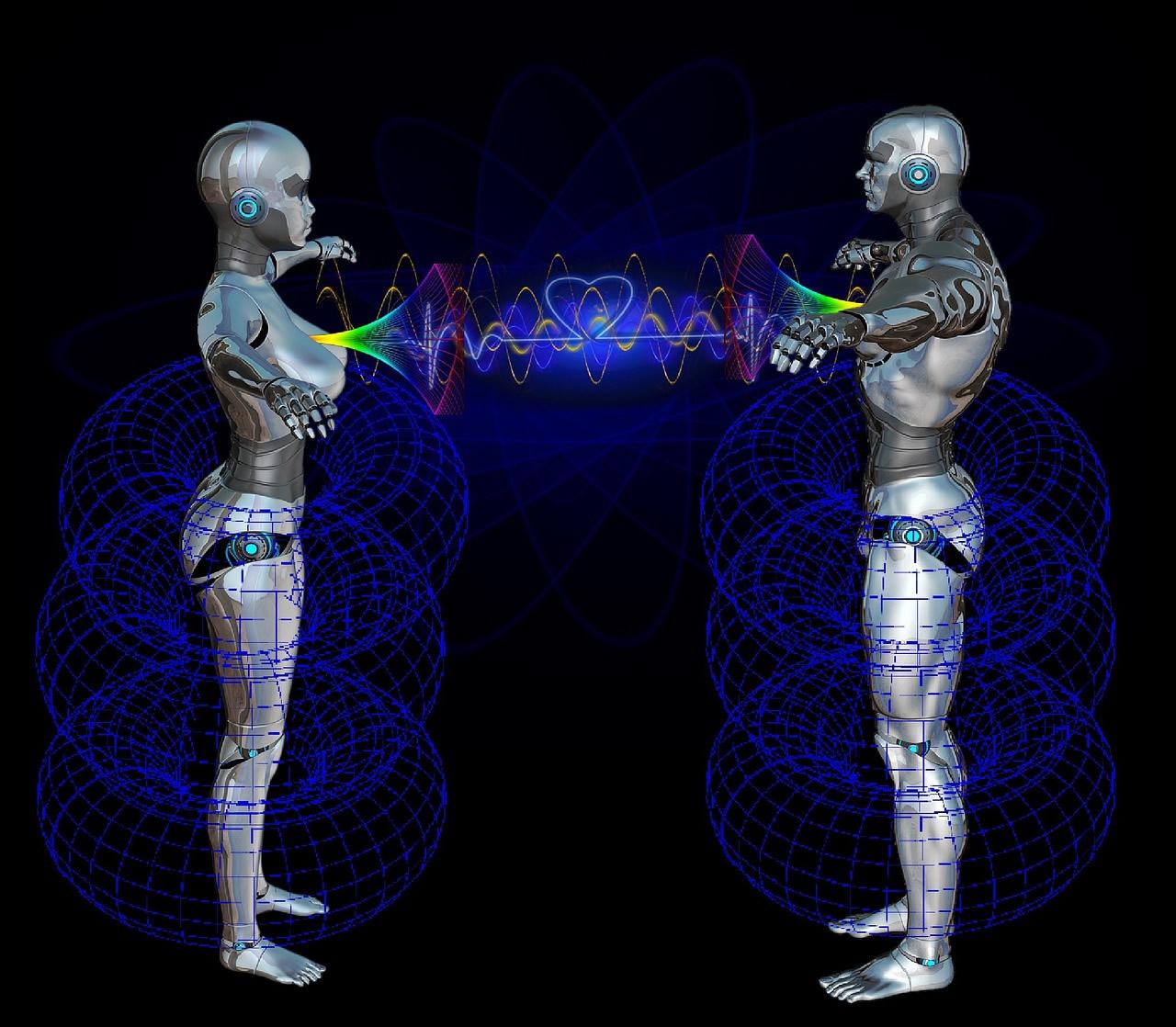 Interaktion auf Herzebene - Quantenheilung und Neuordnung