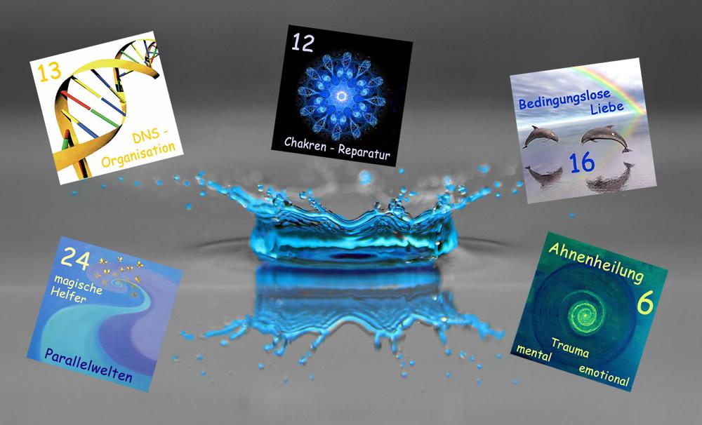 heilende Quantenfrequezen - Spiel in der Matrix