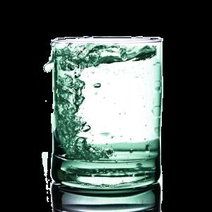 Bioenergetische Information im Wasser übertragen an den Organismus