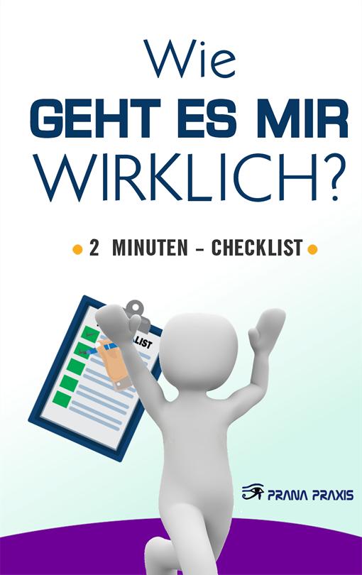 Checklist der Befindlichkeit
