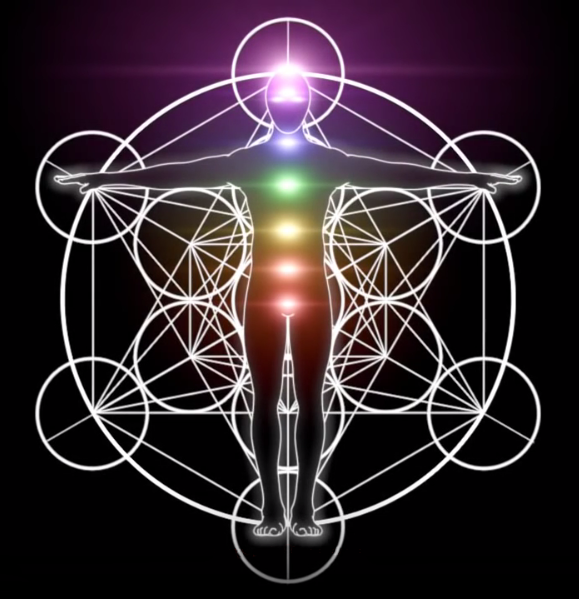 Flower of Life_Chakras
